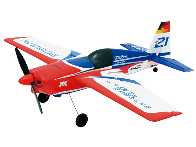 5 Channel 2.4GHz radio Control Airplane EDGE A-430